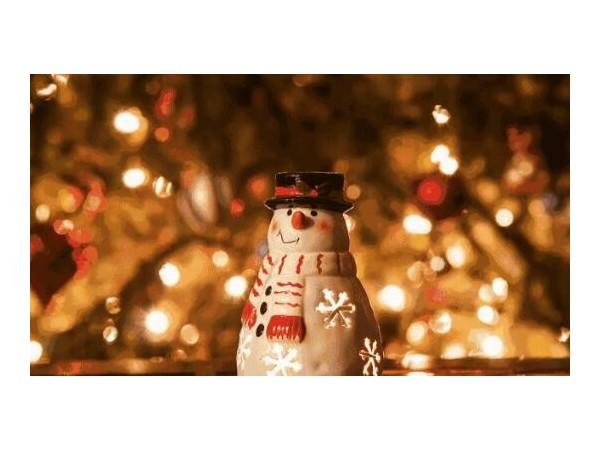 节日特辑 | 圣诞温馨,祝福满满