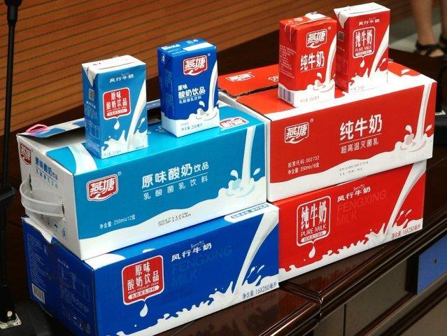 """广州双""""奶""""相争,天河区知识产权案件激增"""