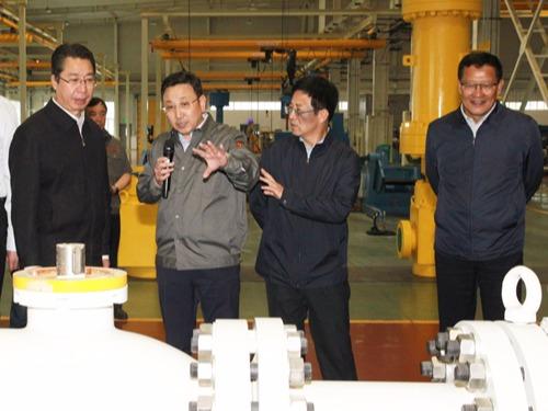 申长雨:更好发挥知识产权对经济创新发展的支撑作用