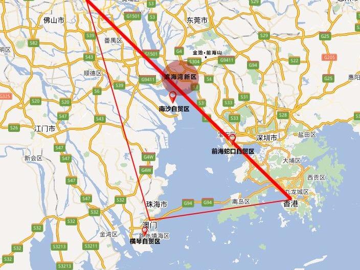 知识产权工作在粤港澳大湾区建设中有何作用?